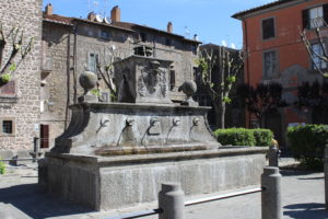 Fontana del Pisciarello