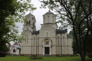 Chiesa di Sveti Lazar a Mataruska Banja