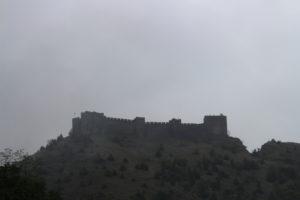 Rovine del Castello di Maglic