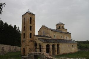 Monastero di Sopocani