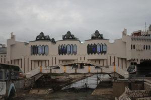 Estroso palazzo a Novi Pazar