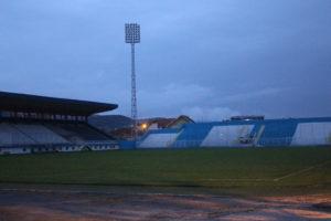 Stadio del FK Novi Pazar