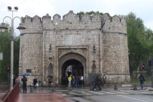 Ingresso principale della Fortezza di Nis