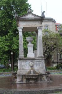 Fontana della Regina Natalija