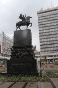 Monumento equestre ai liberatori di Nis