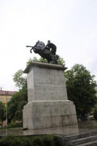 Monumento equestre a Re Alessandro