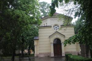 Cappella che custodisce la Torre dei Teschi