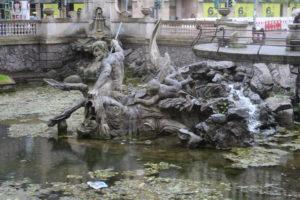 Deludente Tritonenbrunnen