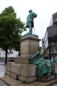 Statua Bismarck-Denkmal