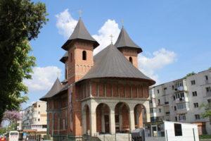 Chiesa in piena costruzione