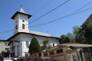 Biserica Sfanta Paraschiva-Pacurari