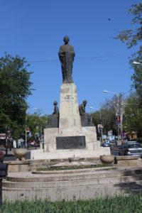 Statua di Mihai Eminescu