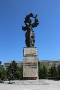 Statuia Indipendentei