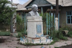 """Il """"Lenin"""" di Kochkor"""