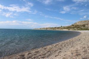 Lago Yssyk-Kul a Tamga - 2