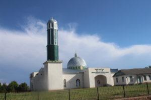 Moschea di recente costruzione