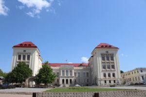 Istituto di Medicina - Palazzo Principale