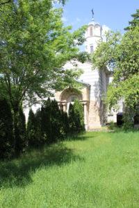 Biserica Armeana in abbandono: uno scempio.