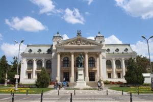 Teatrul National Vasile Alecsandri