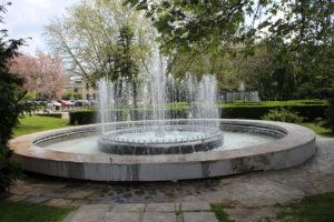 Fontana nel Parco del Teatro