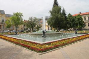 Fontana di Piazza Batenberg