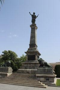 Monumento dedicato alla libertà