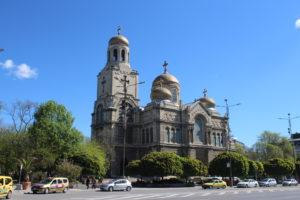 Cattedrale Ortodossa di giorno