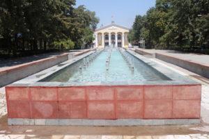 Altra bella e particolare fontana