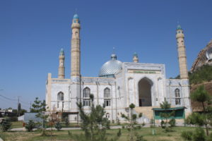 Moschea del Sulayman-Too