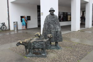 """""""Pastore con Pecore"""" di Rolf Brem"""