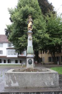 Fontana in Franziskanerplatz - 2