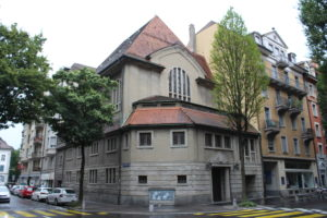 Sinagoga di Lucerna