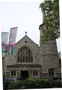 "Chiesa Evangelica ""Markuskirche"""