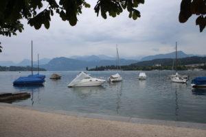 Il Lago dei Quattro Cantoni a Lucerna - 3