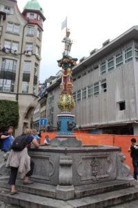 Fontana su Kapellplatz