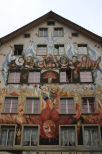 Palazzo che affaccia su Sternenplatz - 1