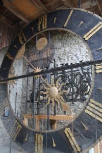 L'orologio di Hans Luter...come lo si riesce a fotografare