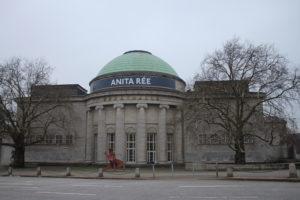 """Scorcio dell'ala """"nuova"""" della Kunsthalle"""