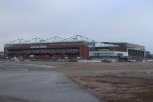 Il Millerntor-Stadion