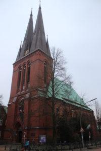 Chiesa Luterana St. Petri di Altona