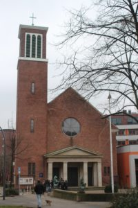 Chiesa Cattolica dei Santi Ansgar e Bernhard