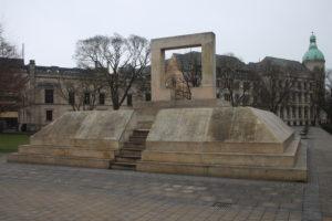 Monumento per le vittime dell'olocausto