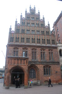 Scorcio dell'Altes Rathaus