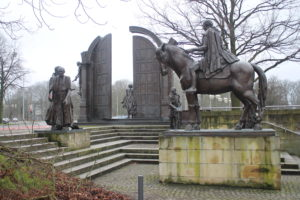 Monumento ai sette di Gottingen - 1