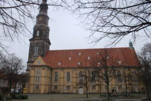 Neustadter Kirche St. Johannes