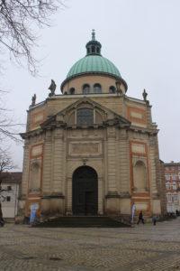 Basilica cattolica di St. Clemens