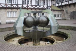 Fontana a Ballhofplatz