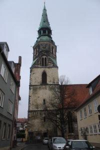 Scorcio della Kreuzkirche