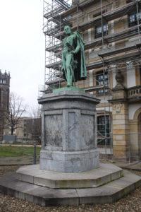 Dedicata al Generale Graf Carl von Alten
