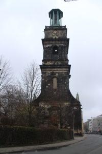 Aegidienkirche - il campanile